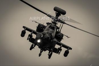 ZJ185 - British Army Westland Apache AH.1