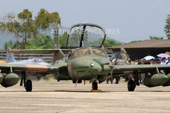 FAH-1011 - Honduras - Air Force Cessna OA-37B