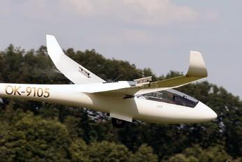 OK-9105 - Private Rolladen-Schneider LS8