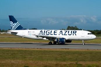 F-HBIB - Aigle Azur Airbus A320