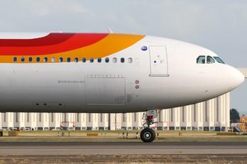 EC-LUB - Iberia Airbus A330-300