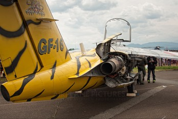 GF-16 - Austria - Air Force SAAB 105 OE