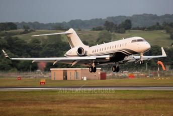 N782SF - Private Bombardier BD-700 Global 5000