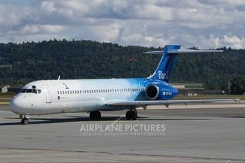OH-BLI - Blue1 Boeing 717