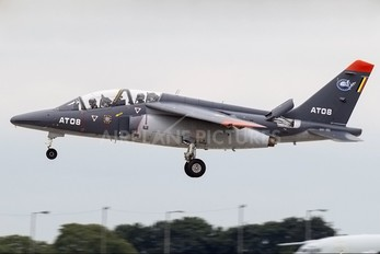 AT08 - Belgium - Air Force Dassault - Dornier Alpha Jet 1B