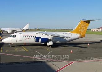 SE-DJR - Malmo Aviation British Aerospace BAe 146-200/Avro RJ85