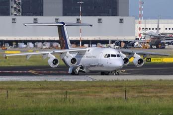 OO-DWJ - Brussels Airlines British Aerospace BAe 146-300/Avro RJ100