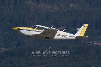 HB-PNZ - Private Piper PA-24 Comanche