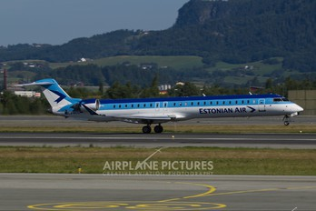 ES-ACC - Estonian Air Canadair CL-600 CRJ-900