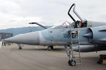 45 - France - Air Force Dassault Mirage 2000-5F