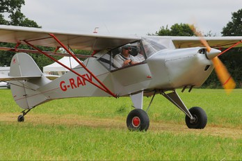 G-RAFV - Private Avid Aircraft Flyer MKIV Speedwing