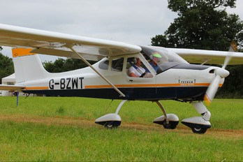 G-BZWT - Private Tecnam P92 Echo, JS & Super