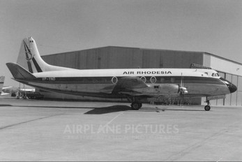 VP-YND - Air Rhodesia Vickers Viscount