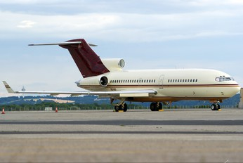 N311AG - Private Boeing 727-100