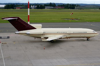 N311AG - Private Boeing 727-200/Adv(RE) Super 27