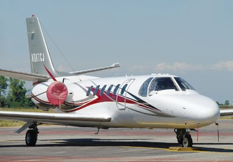 N987CJ - Private Cessna 550 Citation Bravo