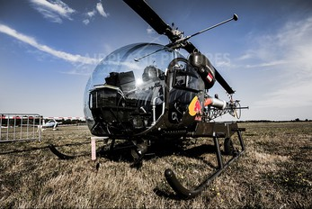 D-HEBA - The Flying Bulls Bell 47G