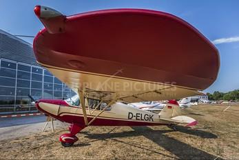 D-ELGK - Private Piper PA-12 Super Cruiser