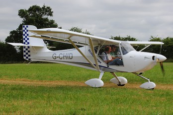 G-CHID - Private Aeropro Eurofox 3K
