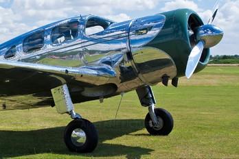 NC17633 - Private Spartan Aircraft (USA) 7W Executive
