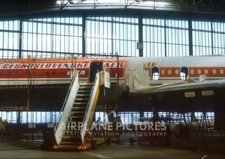OK-JBJ - CSA - Czechoslovak Airlines Ilyushin Il-62 (all models)