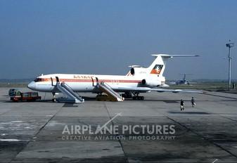 LZ-BTA - Balkan Tupolev Tu-154B