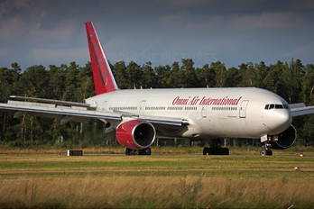 N927AX - Omni Air International Boeing 777-200ER