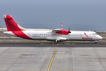 HK4954-X - Avianca ATR 72 (all models)