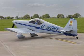 G-GDRV - Private Vans RV-6