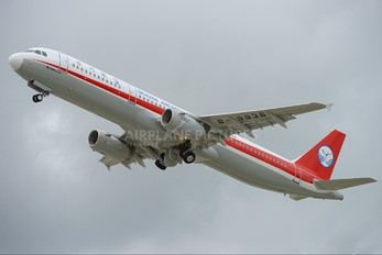 B-9936 - Sichuan Airlines  Airbus A321