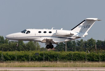 OK-LEO - Private Cessna 510 Citation Mustang