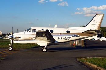 PT-XHP - Private Beechcraft 90 King Air