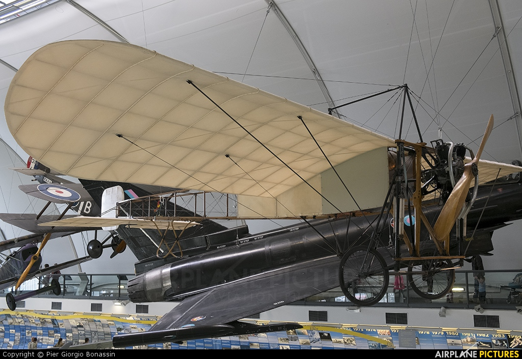 Private - aircraft at Hendon - RAF Museum