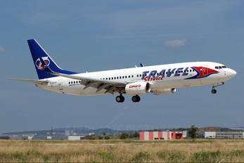 C-GVVH - Travel Service Boeing 737-800