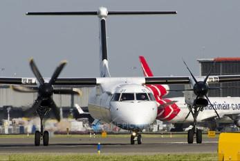G-JEDT - Flybe de Havilland Canada DHC-8-400Q / Bombardier Q400