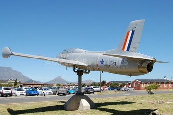 531 - South Africa - Air Force Aermacchi MB-326M Impala