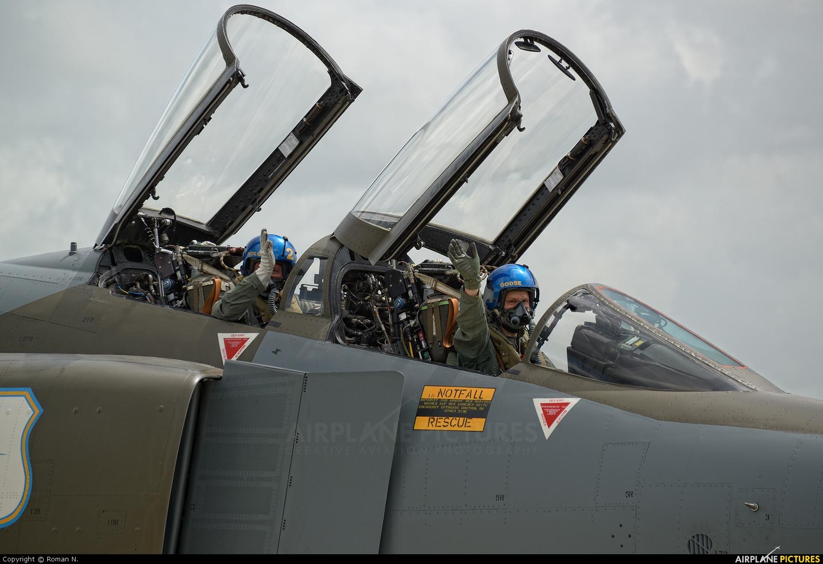 Germany - Air Force 38+10 aircraft at Wittmundhafen