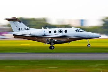 LY-OJB - Private Hawker Beechcraft 390 Premier