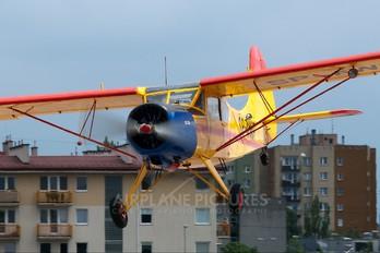 SP-AWF - Aeroklub Podhalański Yakovlev Yak-12M