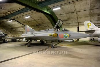 35586 - Sweden - Air Force SAAB J 35J Draken