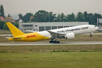 N714SA - Southern Air Transport Boeing 777F