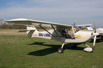 OM-LANE - Private Aeropro Eurofox 3K