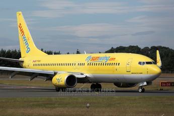 C-FYUH - Sunwing Airlines Boeing 737-800