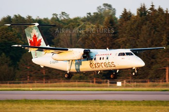 C-GONN - Air Canada Express de Havilland Canada DHC-8-100 Dash 8