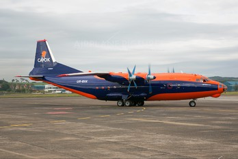UR-BXK - Cavok Air Antonov An-12 (all models)