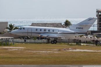N1881Q - Private Dassault Falcon 20