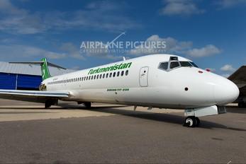 EZ-A101 - Turkmenistan Airlines Boeing 717