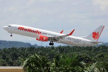 9M-LNG - Malindo Air Boeing 737-900