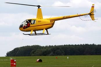 SP-GTF - Private Robinson R44 Astro / Raven