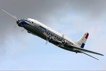 G-APSA - Air Atlantique Douglas DC-6A